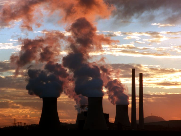 Electricity generation accounted for around half of all of Australia's emissions last financial year.