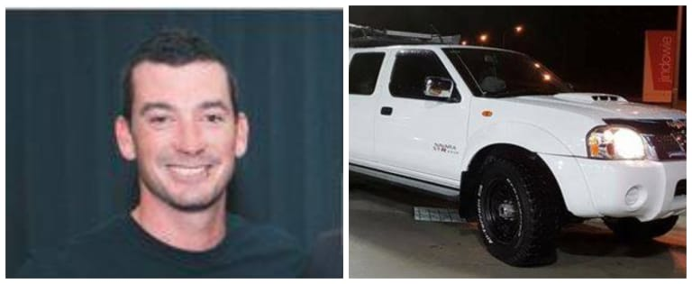 Mr Brock Hewitt has been missing for more than 24 hours. Police are urging anyone who has seen him to come forward.