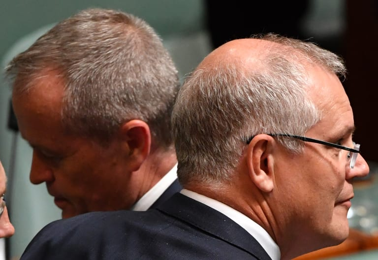 The Productivity Commission proposal to look at retirement incomes could prove tricky for Scott Morrison and Bill Shorten.