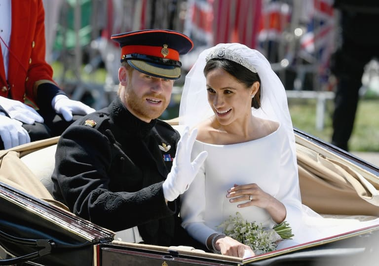 Royal Randwick bound? Negotiations are well advanced to get the Duke and Duchess of Sussex track-side for The Everest in October.