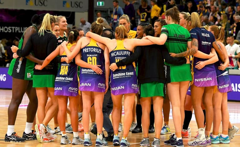 Fever started the season 3-0, while Sunshine Lightning clawed their way back from 0-3.
