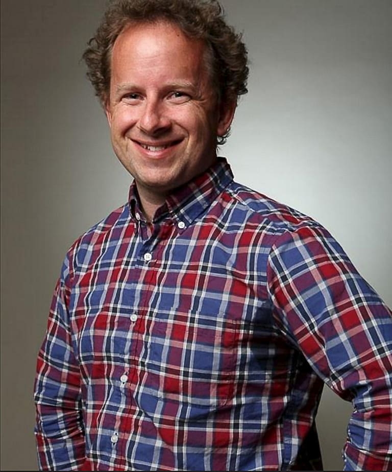 Melbourne expatriate Jeremy Howard, who founded start-up Enlitic, a medical data company in the US.