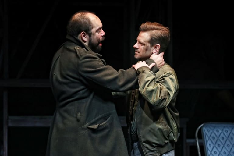 Bell Shakespeare's production of Julius Caesar has received harsh reviews from some critics.