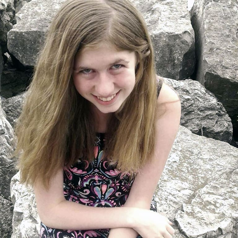 Jayme Closs found.