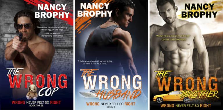 Some of Nancy Brophy's published works.