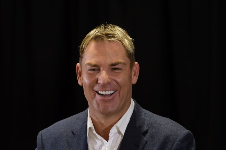 Shane Warne is under consideration for both Fox and Seven's commentary teams.