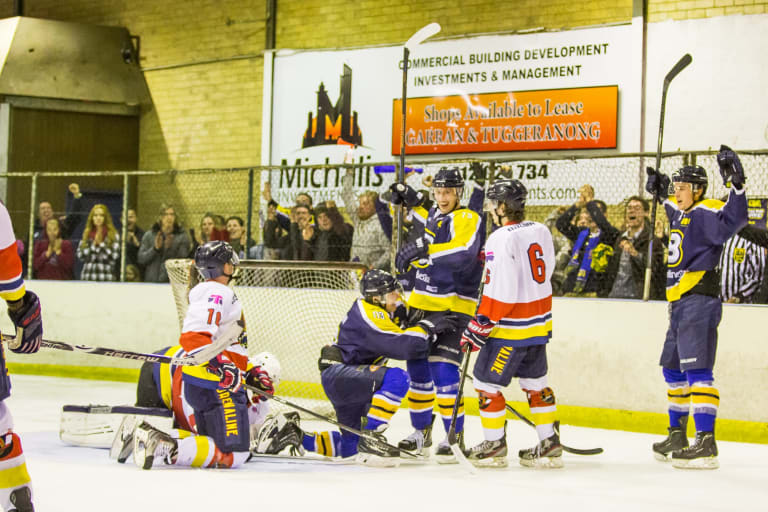 Canberra could get a double-storey ice rink as part of plans to build a new facility.
