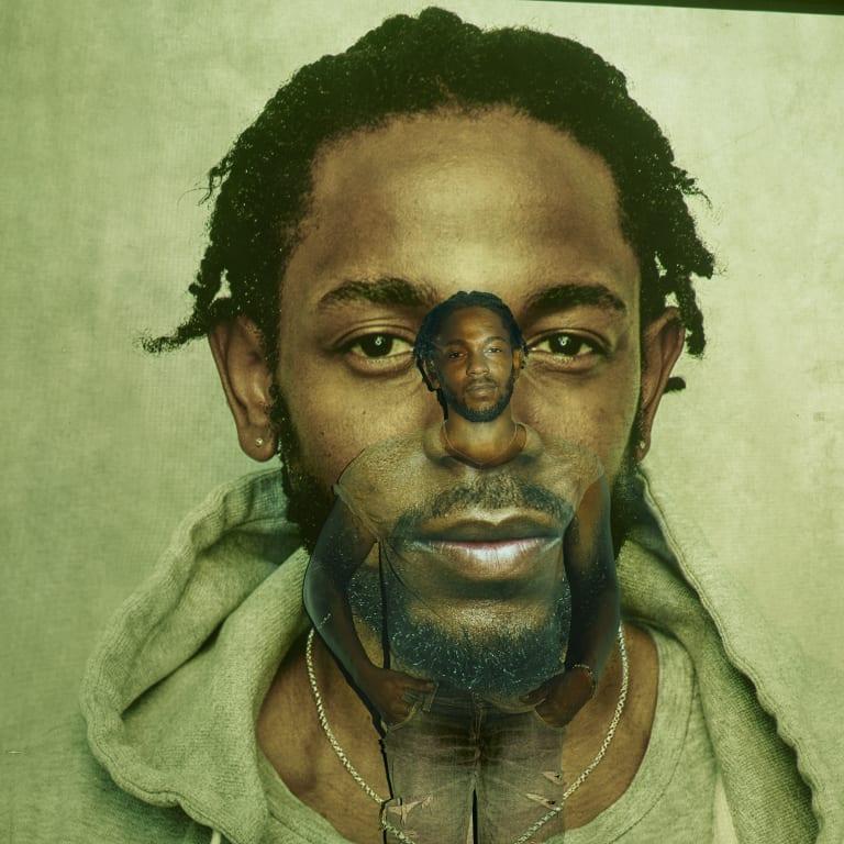 Kendrick Lamar, The Bronx, New York, 2018.