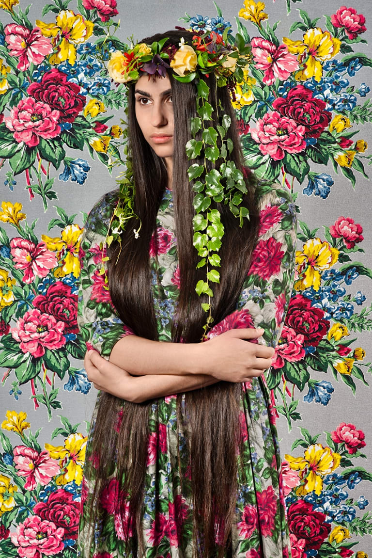 Papapetrou won the 2017 Bowness Photographic Prize for her work Delphi, from her 2016 Eden series.