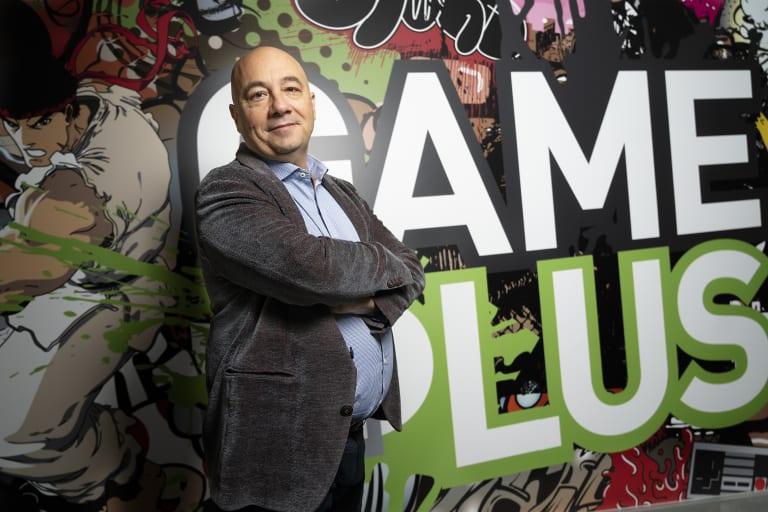 CEO of the Academy of Interactive Entertainment John De Margheriti
