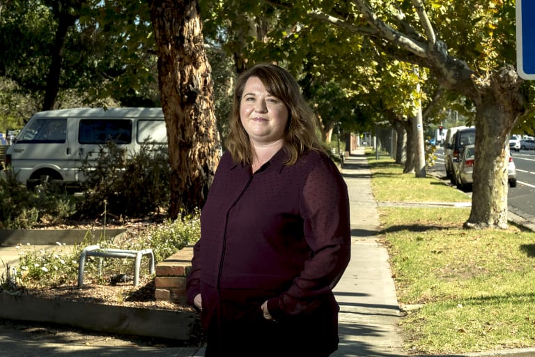 First home buyer Melissa Attard, 40, doesn't want to be renting when she is 60.