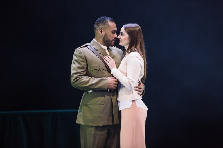 """Bell Shakespeare's 2016 production of Othello was called """"shockingly bad"""" by one theatre critic."""