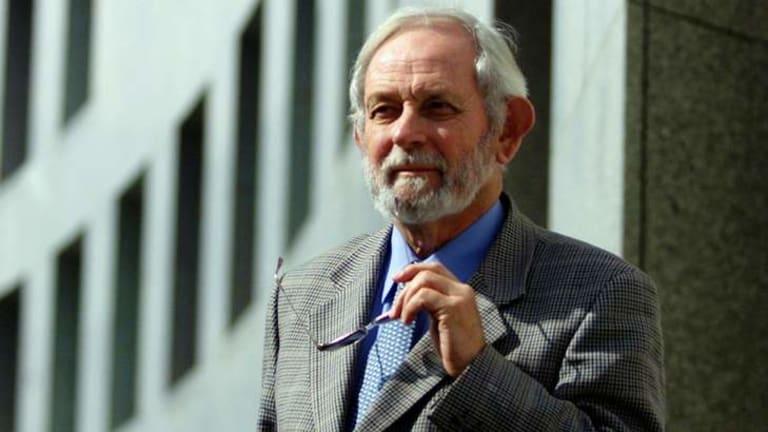 Professor Patrick Troy.