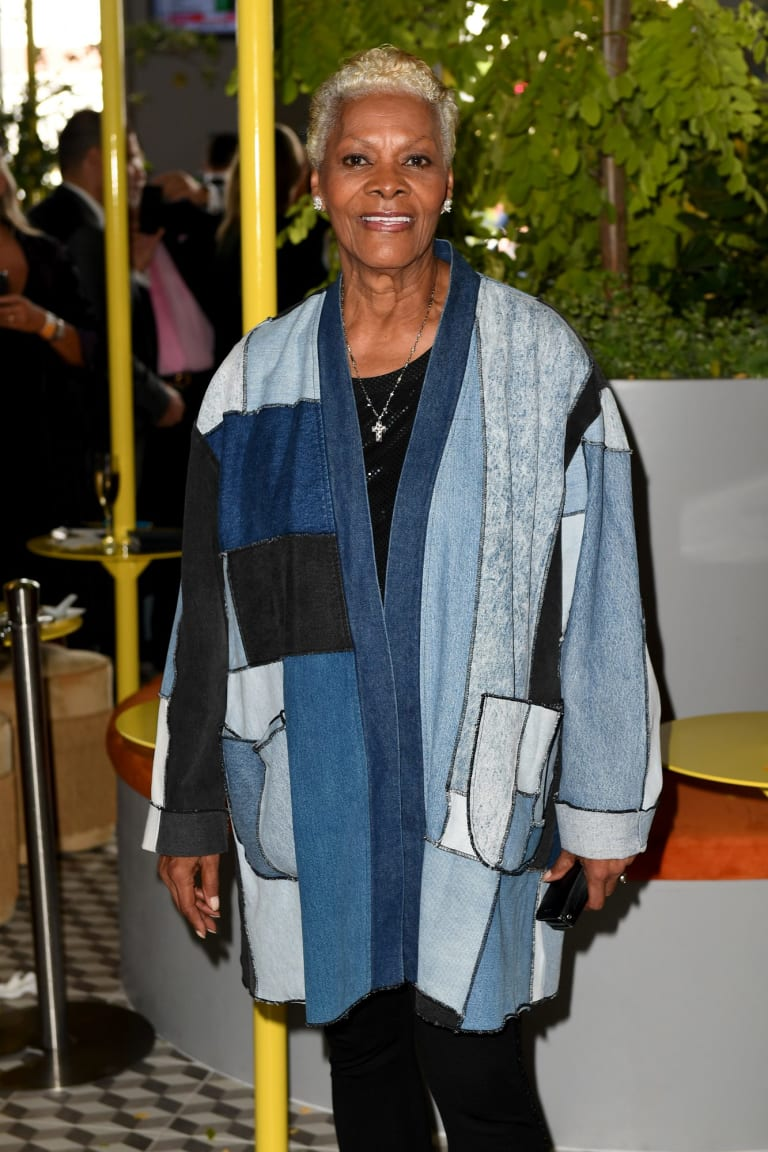 It's okay, we forgive you Dionne Warwick.