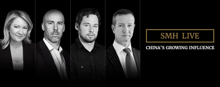 Herald editor Lisa Davies will be joined by Michael Bachelard, Nick McKenzie and Peter Hartcher on the panel.