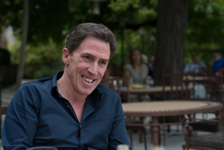 Rob Brydon is bringing his live stand-up show to Australia for the first time.