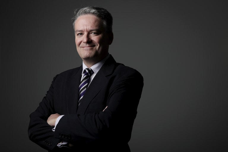 All eyes are on Finance Minister Mathias Corman, the government's chief negotiator in the Senate.