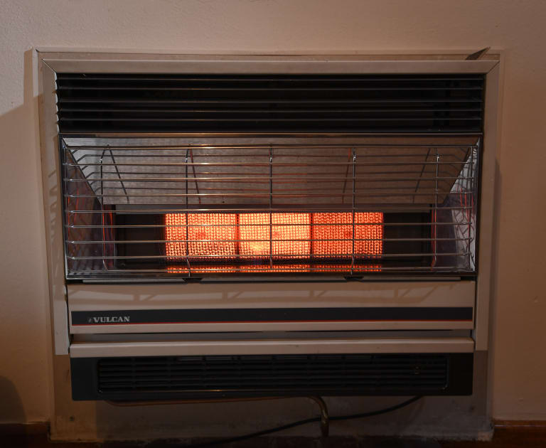 Vulcan Heritage Space Heater Installation Manual Best Setting