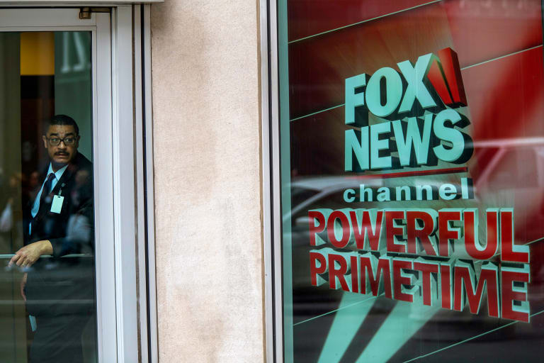 The Fox News channel has dominated US conservative politics.