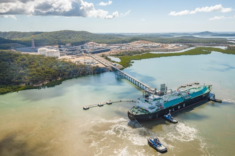 Santos chief executive Kevin Gallagher said the industry needed greater support if it was to play an increasing role in Australia's energy transition away from coal-fired power.