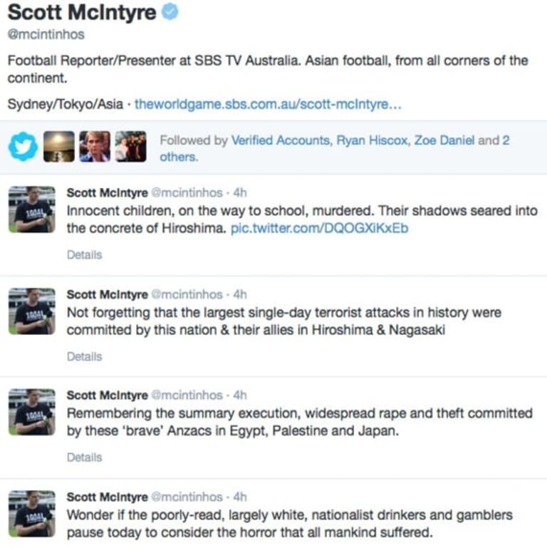 Scott McIntyre's tweets.