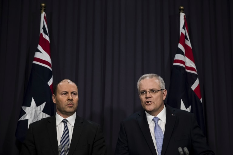The new leadership of the Liberal Party.