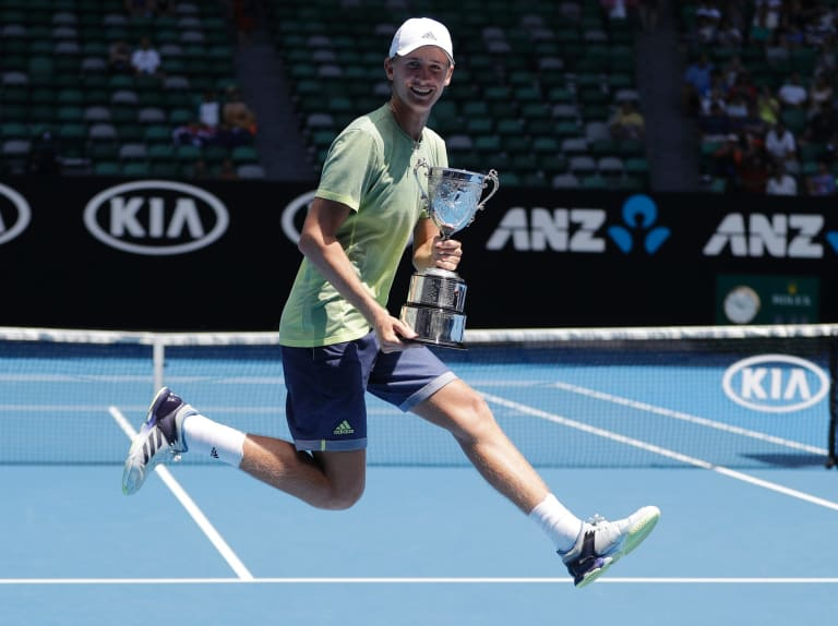 In 2020, the Australian Open will move from Seven to Nine.