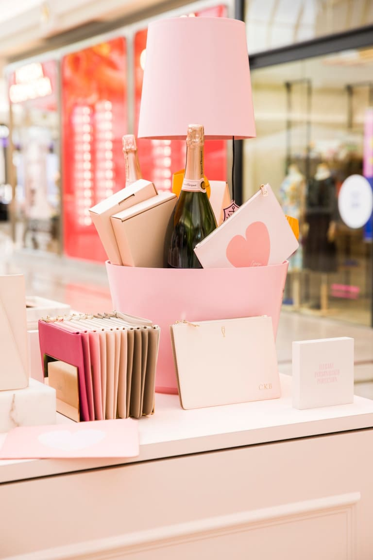 The Daily Edited's pop-up with Veuve Clicquot at Chadstone.