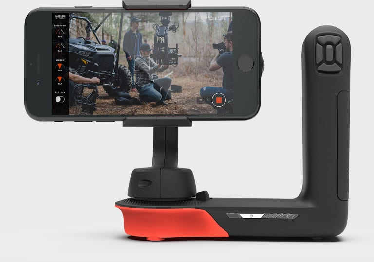 Freefly Systems' Movi will be one of the most expensive, and most capable, smartphone stabilisers on the market.