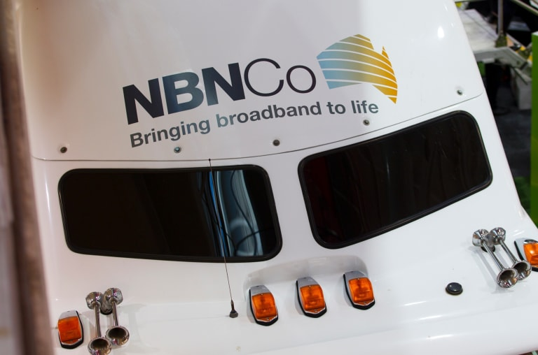 NBN Co figures show weekly congestion has dropped from almost four hours three months ago to 12 minutes in February.
