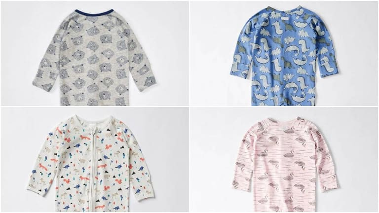 Four of the fifteen prints  affected by Target's recall.