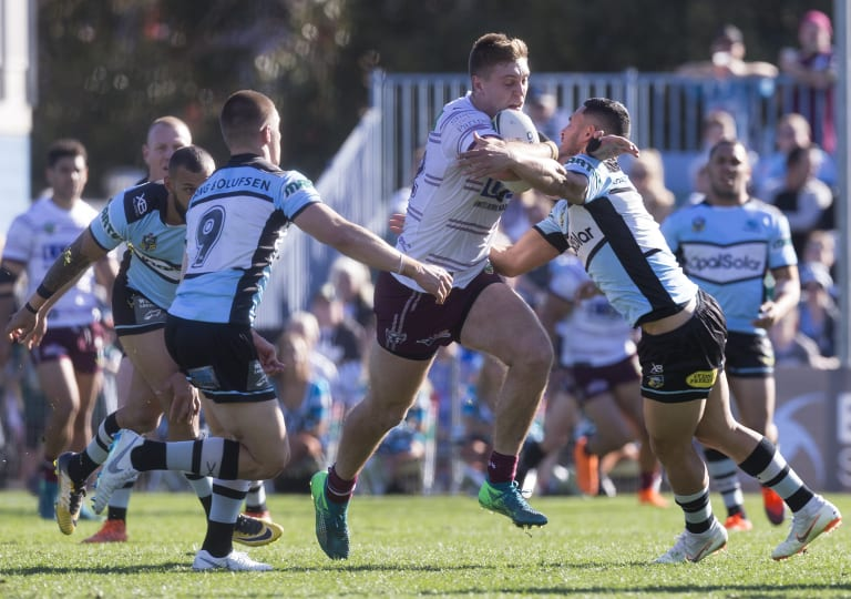 The developer has defended changes made to its Cronulla Sharks development since it was approved in 2012.