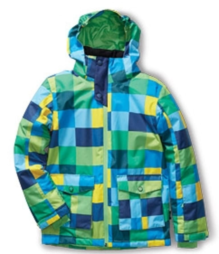 A boy's snowboard jacket. Yours for just $39.99.