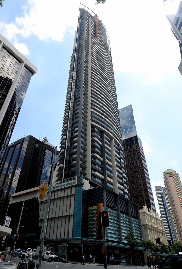 Tracking Brisbane S Tallest Buildings Through The Years