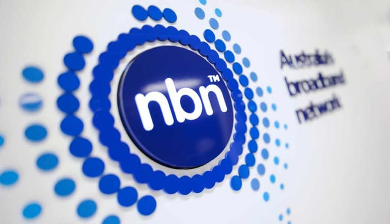 The NBN Co's internal data shows an improvement in customers moving onto higher speed plans.