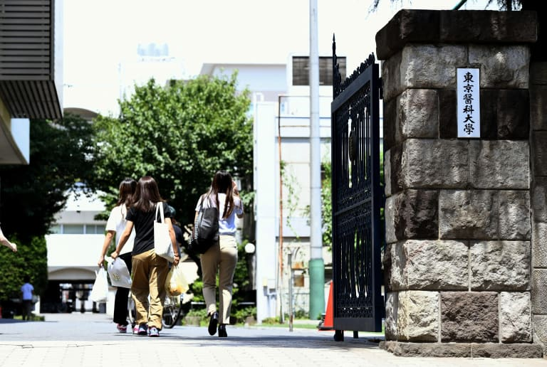 The investigation into Tokyo Medical University showed that the scores of men were raised, while those of all women, and men who had failed the test at least three times, were not.