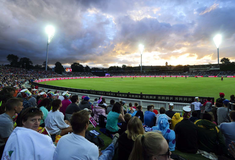 Manuka Oval will host two Big Bash games and a Test between December 21 and February 9.