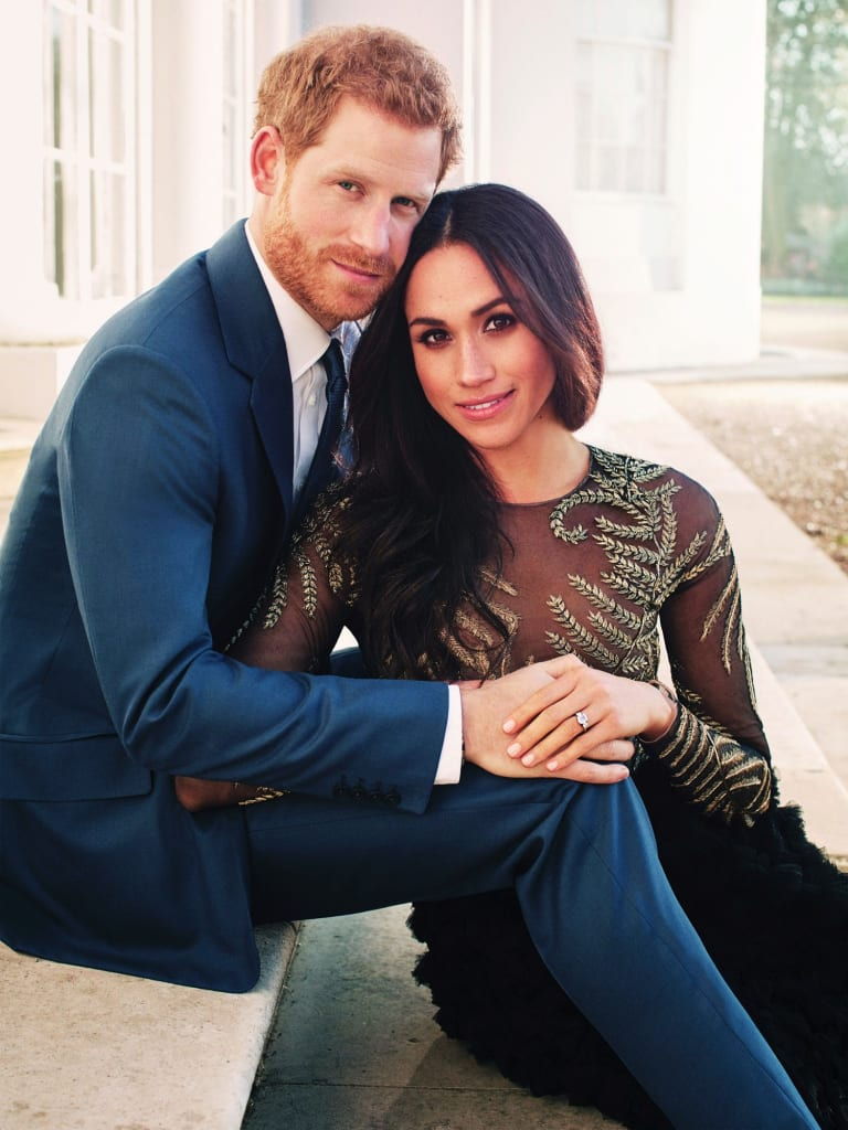 Risque or a risk that paid off? Meghan Markle is pushing the envelope for royal fashions ... and it's working.
