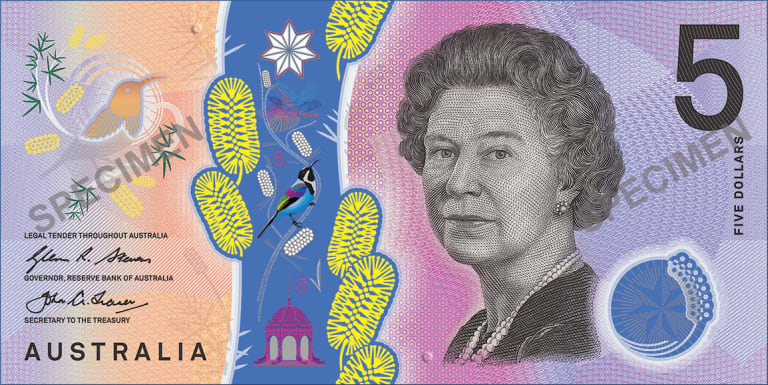 A more expensive portrait of the Queen.