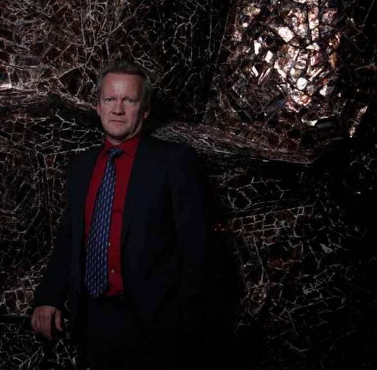 Pasi Sahlberg, Professor of education policy at the Gonski Institute for Education, UNSW