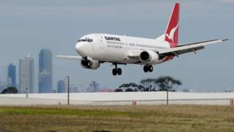 The Qantas 737 had been modified so autopilot cut out, instead of reverting to another mode.