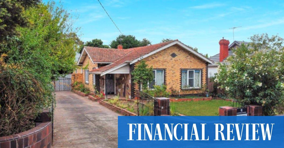 Home buyers roar back after Easter breakThe Australian Financial Review