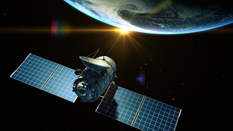 Dazzling, jamming and the international race to stake out space
