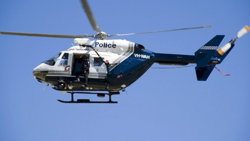 New chopper for the coppers: WA Police set to get new helicopter