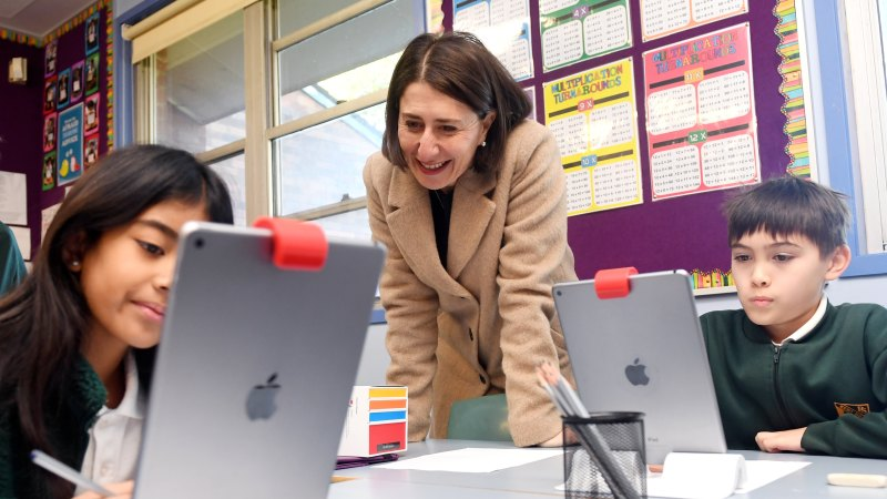 NSW Budget: Schools to receive $6 billion infrastructure boost