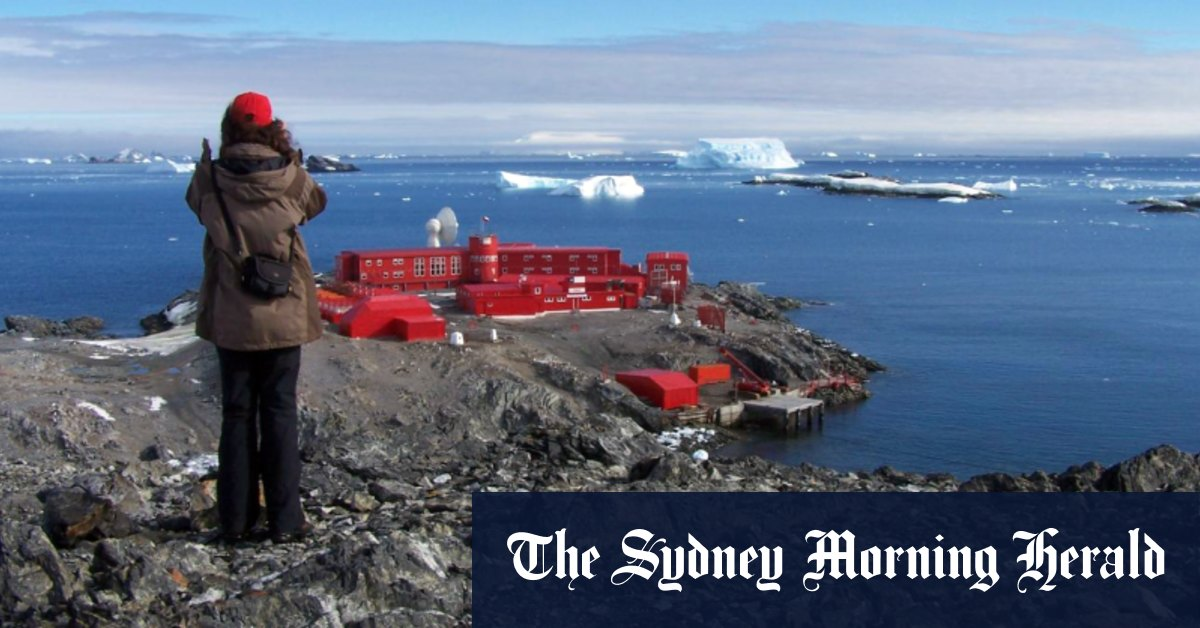 COVID-19 spreads to Antarctica – Sydney Morning Herald