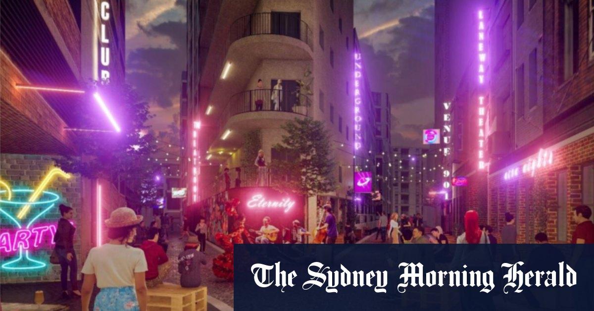 'The sparkling neon heart': Vibrant new vision for Kings Cross revealed – Sydney Morning Herald