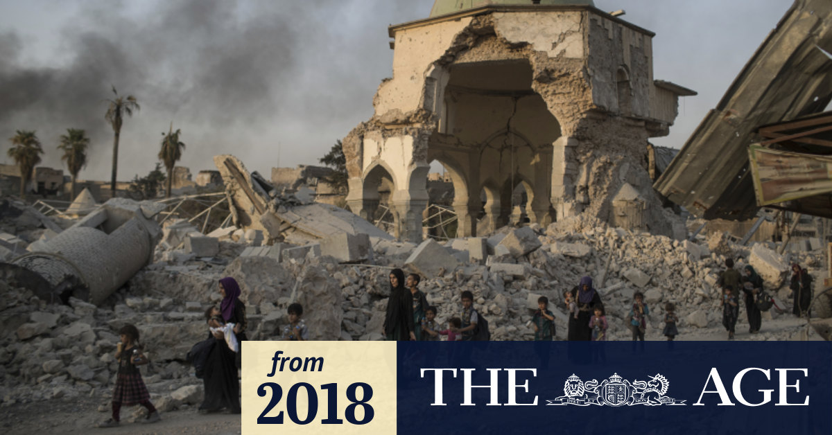 US to withdraw from Syria, declares IS 'almost completely ...