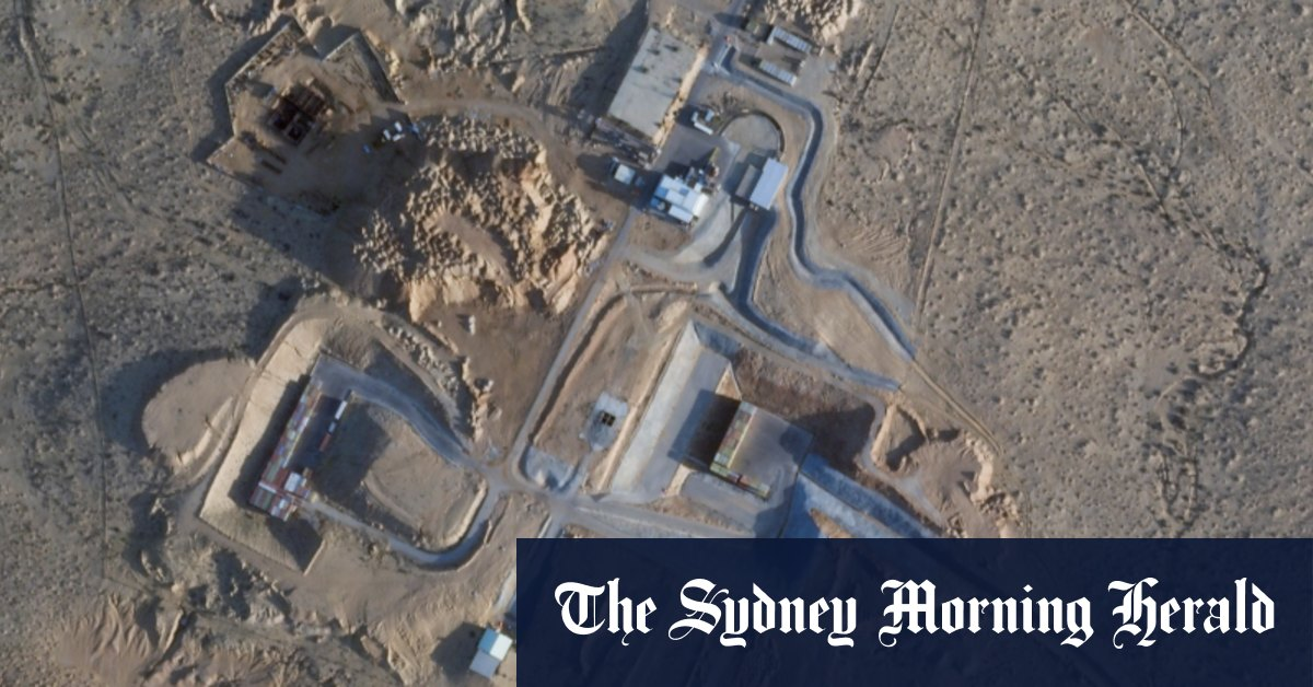 'An eye for an eye': Missile strikes near Israeli nuclear reactor prompting retaliation – Sydney Morning Herald