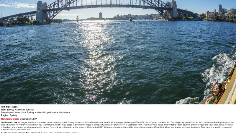 Here are 26 differences between Sydney's east and west